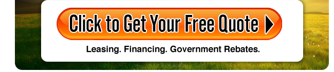 Click to See How Much You Can Save Leasing. Financing. Government Rebates.